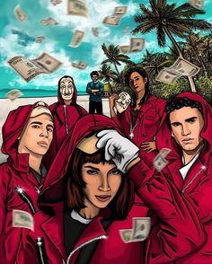 Netflix Show Recommendation: Money Heist! Tumblr Wallpaper, Disney Wallpaper, Cartoon Wallpaper, Films Netflix, Netflix Series, Movie Wallpapers, Cute Wallpapers, Cellphone Wallpaper, Iphone Wallpaper
