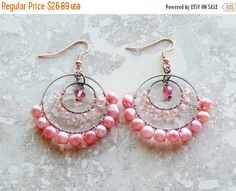 Pink Christmas by Eva Miller on Etsy
