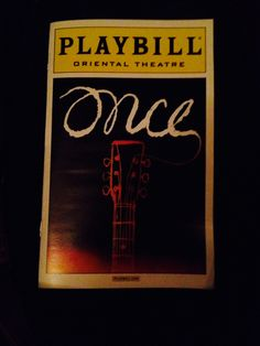 Once the Musical in Chicago