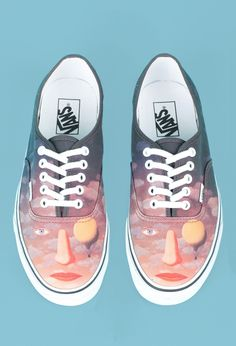 Vans x Opening Ceremony – Collection René Magritte