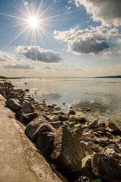 """*"" by gorbelabda on Flickr - Lake Balaton, Hungary"