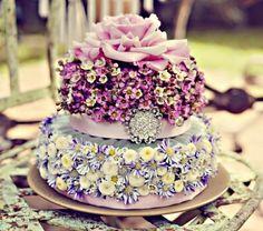 U obliku torte.... Prelepo!