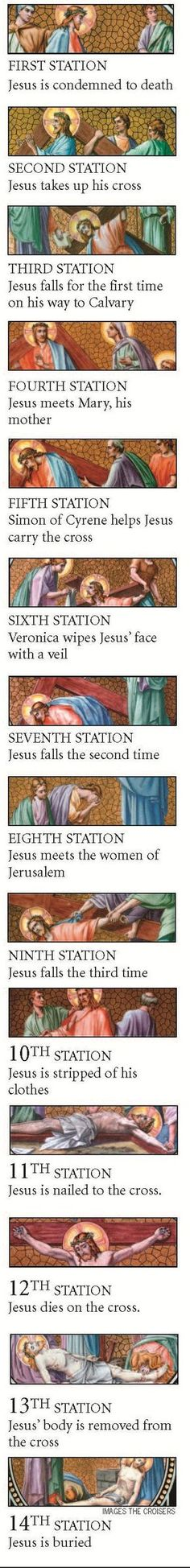 Via Dolorosa: The Stations of the Cross