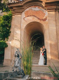 Ledeburska Garden   Royal Wedding   Destination weddings in the Czech Republic