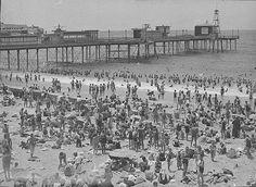 Coogee Beach Pier, 1928-1934