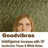 Session for increase your intelligence With 35' Isochronic Tones & White Noise mp3 audio