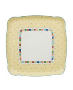 Square serving platter!   Villeroy & Boch Dinnerware, Twist Alea Collection - Casual Dinnerware - Dining & Entertaining - Macys