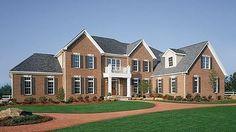 Hemmingway B House Plan   Schumacher Homes