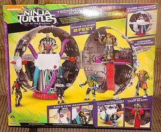 NEW Nickelodeon Teenage Mutant Ninja Turtles TechnoDome PlaySet | Toys & Hobbies, TV, Movie & Character Toys, Other TV/Movie Character Toys | eBay!