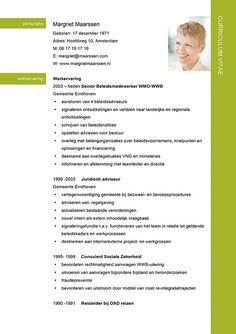 Download CV Lay-out - Mauloc