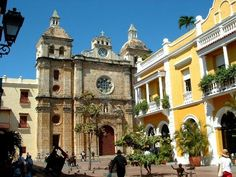 Cartagena, Columbia is an absolutely mystical place. It is the home of Nobel Prize winning Colombian author Gabriel García Márquez. We were there in July 2010 and looking to go back again.