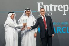 HMC wins Enterprise Agility Award in Healthcare - article by AlBawaba