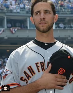 #SFGiants, 2013, April 1, Opening Day, Madison Bumgarner