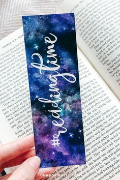 You can never have too many bookmarks... right?! I love starting a new read with a matching bookmark almost as much as I love designing them for my favourite reads. Extra points if they look like the perfect bookstagram prop. Click if you want to get this printable bookmark and enjoy some reading time or as a book loves gift for your book buddy / favourite bookworm! Gifts For Bookworms, Gifts For Readers, Gifts For Kids, Book Lovers Gifts, Book Gifts, Gift For Lover, Galaxy Book, Bookmarks For Books, Little Free Libraries