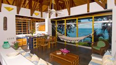 Hotel Makanda By The Sea in Manuel Antonio, Costa Rica - I want to spend some time here with Eric. He would love it!