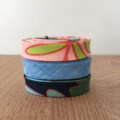 Bias Tape 1-yard Sampler Pack 1/2 double-fold cotton by SoBiased