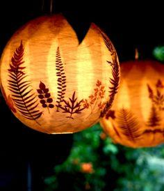 Guatemalan Lanterns