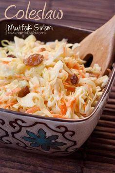 Lahana Salatası (Coleslaw) | Mutfak Sırları