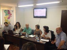 "Mesa Redonda ""Buenas Prácticas en modelo de gestión: La Gran Senda"". @marinabravo4 @gransendamalaga #veranouma #curso #formación #ronda #málaga #spain"
