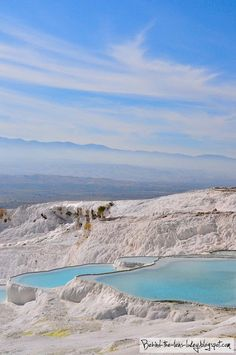 Pamukkale by day!