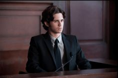Spotted: Connor Paolo, previously known as Eric van der Woodsen on Gossip Girl, found still triumphing the acting scene. Revenge Cast, Revenge Tv Show, Abc Tv Shows, Best Tv Shows, Favorite Tv Shows, Eric Van Der Woodsen, You Better Call Saul, True Detective, How I Met Your Mother