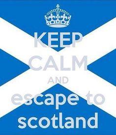 Escape to Scotland