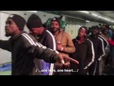 """""""One love!"""" auf unserem Rettungsschiff im Mittelmeer"""