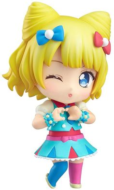 PriPara Mirei Minami Magical Clown Nendoroid Co-De Action Figure