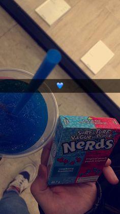 #bleu #granita #friend #nerds #bonbon