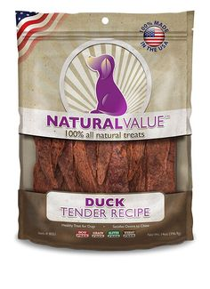 Loving Pets Natural Value All Natural Soft Chew Duck Tenders for Dogs, 14-Ounce * Insider's special review you can't miss. Read more  : Dog treats