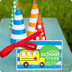 The Party Wagon - Blog - BRIGHT AND FUN BACK TOSCHOOL
