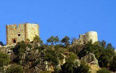 Fotos de: Cáceres - Parque Nacional de Monfragüe - Castillo y vistas