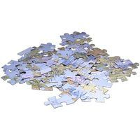 Hang up your completed jigsaw puzzles to display.
