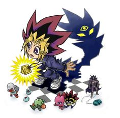 Yugi & Atem ♥ Yu-Gi-Oh!