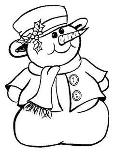 Snowman Printable  Criss Cross Stitch  Pinterest  Snowman
