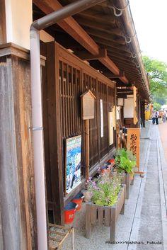 kumagawa-juku 福井県若狭鯖江街道熊川宿