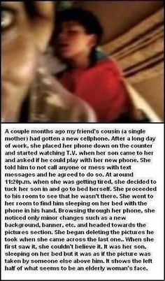 Sounds like #creepypasta to me, but a good story. #horror