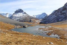 lac du col de la Vanoise