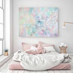 A La Mode Studio Confetti Canvas Print & Reviews | Temple & Webster