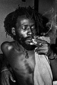 BURNING SPEAR, 1977 © Dave Hendley