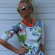 can't wait for summer to come by Ana Bright Flowers, Personal Taste, 18th, February, Tie Dye, Summer, Tops, Women, Style