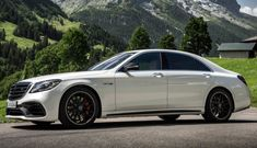 Mercedes Benz S63 AMG Coupe Specs