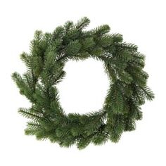 IKEA - SMYCKA, Artificial wreath, An easy way to spruce up your table setting or decorate a door indoors and create a special feeling.