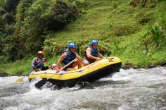 Ayung River Rafting The Unforgettable Sense Inwards Bali White Sand Beach Bali, Bali Accommodation, Rafting Tour, Bali Honeymoon, Cool Places To Visit, Things To Do, Boat, Tours, Bali Travel