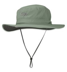 The broad-brimmed Helios Sun Hat protects from intense sun with a UPF  rating. The headband moves moisture away from your brow e65f4d20aa23