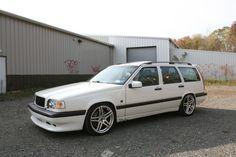 Modified 1995 Volvo 850 | Bring a Trailer