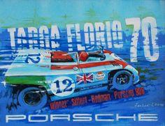 Daniel Šenkeřík Motorsport art - www.p1gallery.cz: