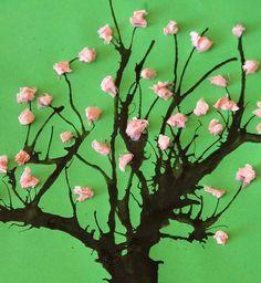 boom in de lente kleuters - Google zoeken