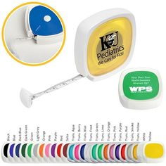 Promotional Patient Care Tape Measure #tools #logo #advertising #gifts #promoproducts | Customized Medical Tape Measures