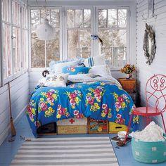 Яркий дизайн интерьера комнат для детей от The Land of Nod. Обсуждение на LiveInternet - Российский Сервис Онлайн-Дневников